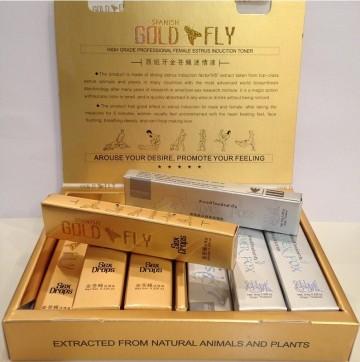 Набор Gold Fly + Silver fox
